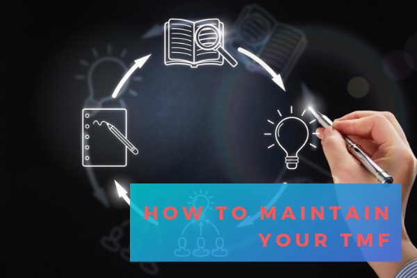Most Effective Ways to Maintain Good TMF Processes
