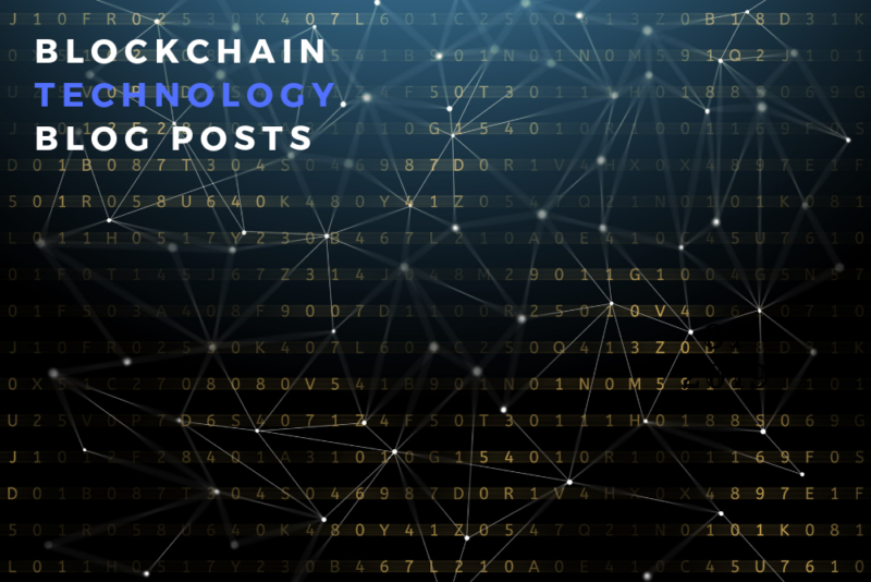 5 Best Blockchain Blog Posts from 2019
