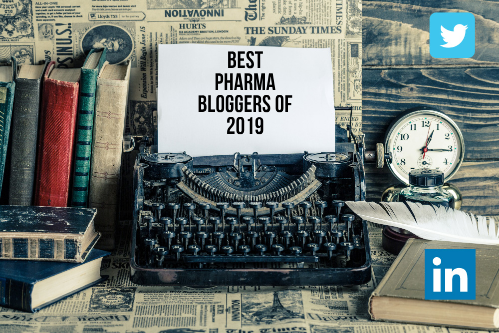Best Pharma Bloggers of 2019 | Lincoln Health Network
