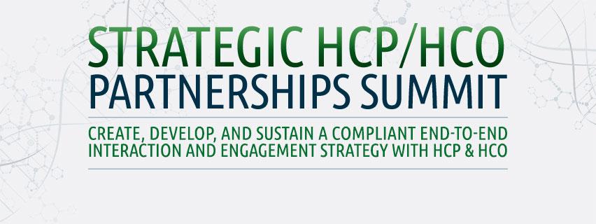 Stragetic HCP/HCO