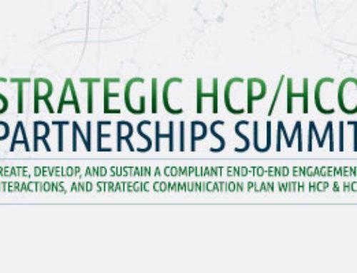 Strategic HCP/HCO Partnership Summit — Virtual Conference June11–12