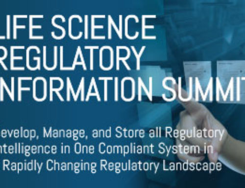 Life Science Regulatory Information Summit — Virtual Conference Aug.24–25